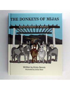 Book - The donkeys of Mijas