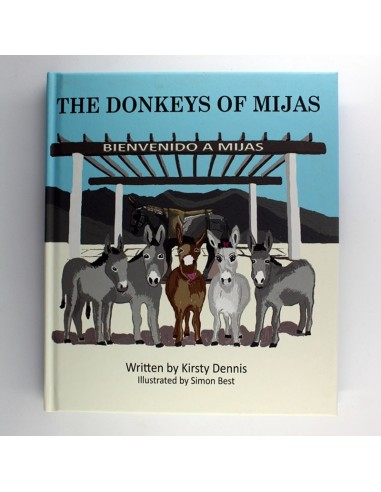 Libro - The donkeys of Mijas