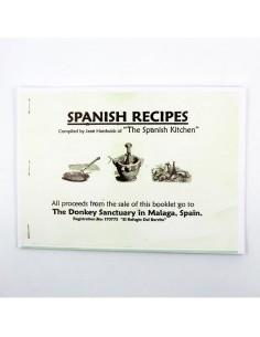 Book - Spanish recipe