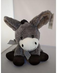 Toy donkey Leo 25cm