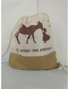 Ecologic  Bag with Te...